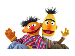 Afbeeldingsresultaat voor Bert en Ernie